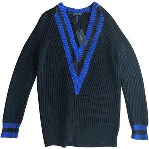 rag & bone Talia V Nech Sweater